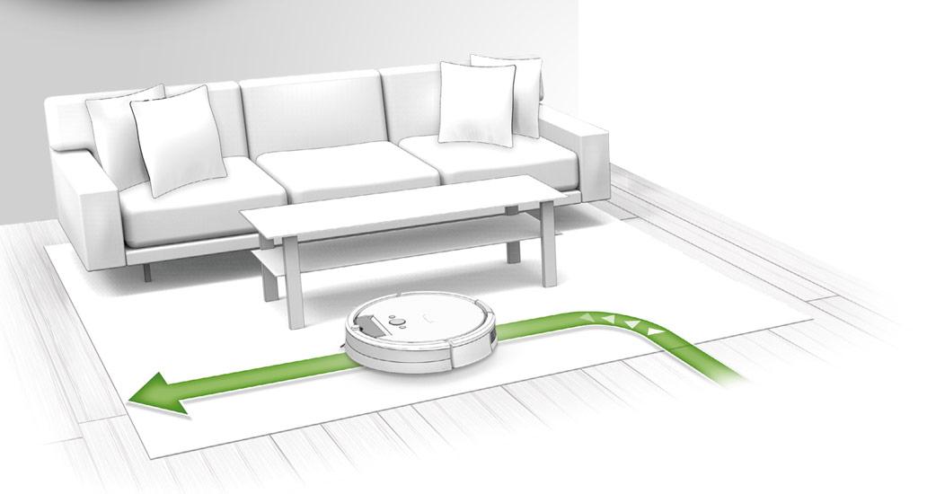 Irobot roomba robot aspirapolvere - Aspirapolvere per divani ...