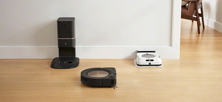 iRobot's Roomba and Braava teaming to clean