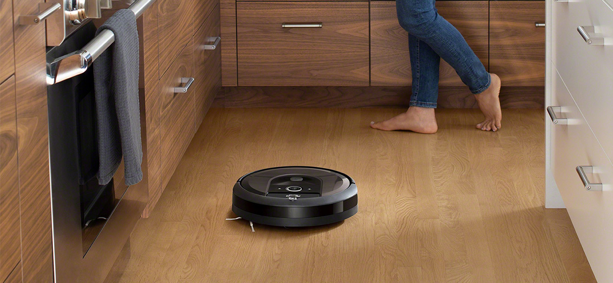iRobot Bundle KIT - Roomba + Braava