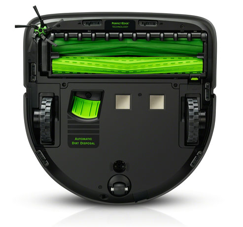 iRobot Roomba® s9+ con PerfectEdge®