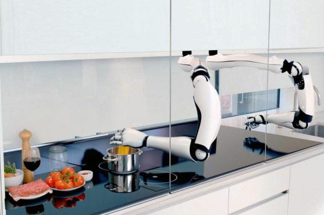 """Previsto per il 2017 il primo vero """"robot chef"""""""
