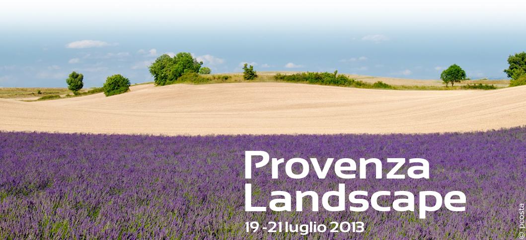 Provenza landscape
