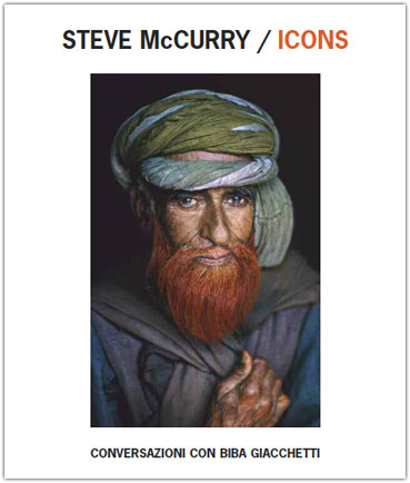 Steve mccurry a genova for Steve mccurry icons