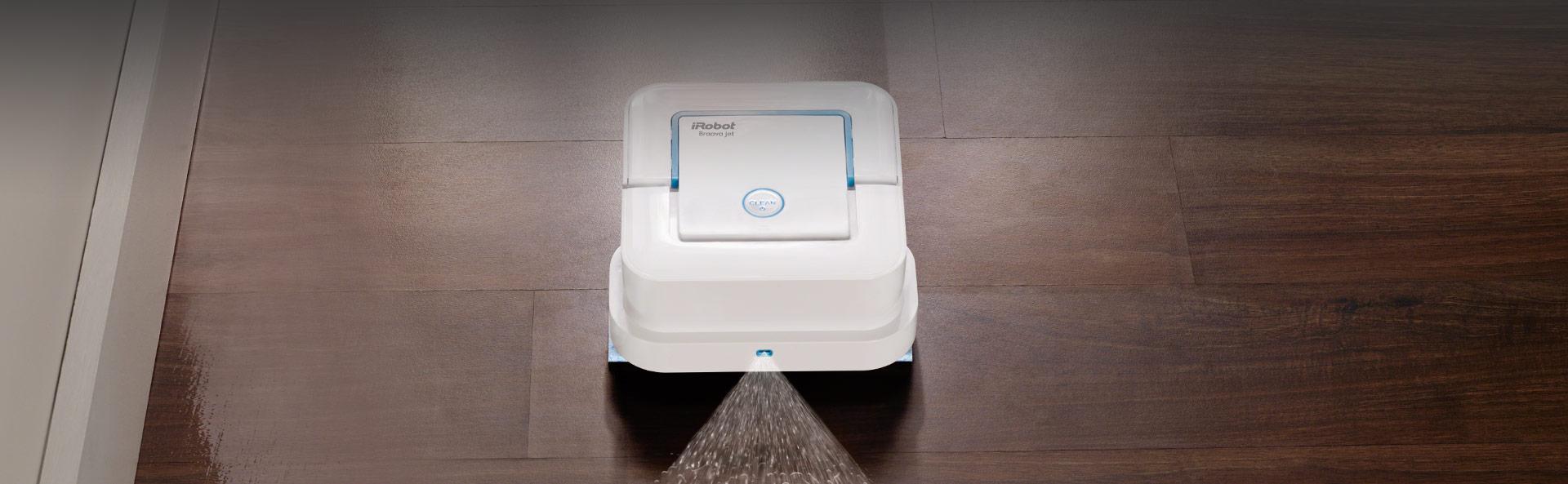 I Robot Lavapavimenti : Irobot braava jet robot lavapavimenti