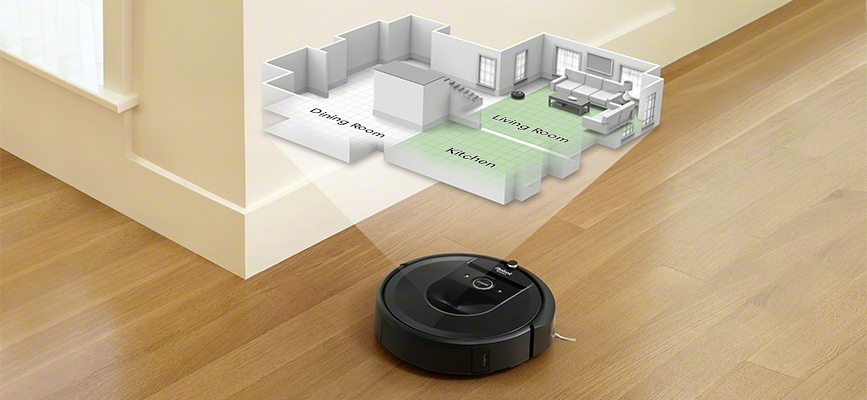 iRobot Roomba i7 imprint_US