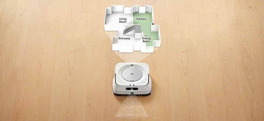 iRobot m6 imprint smart US