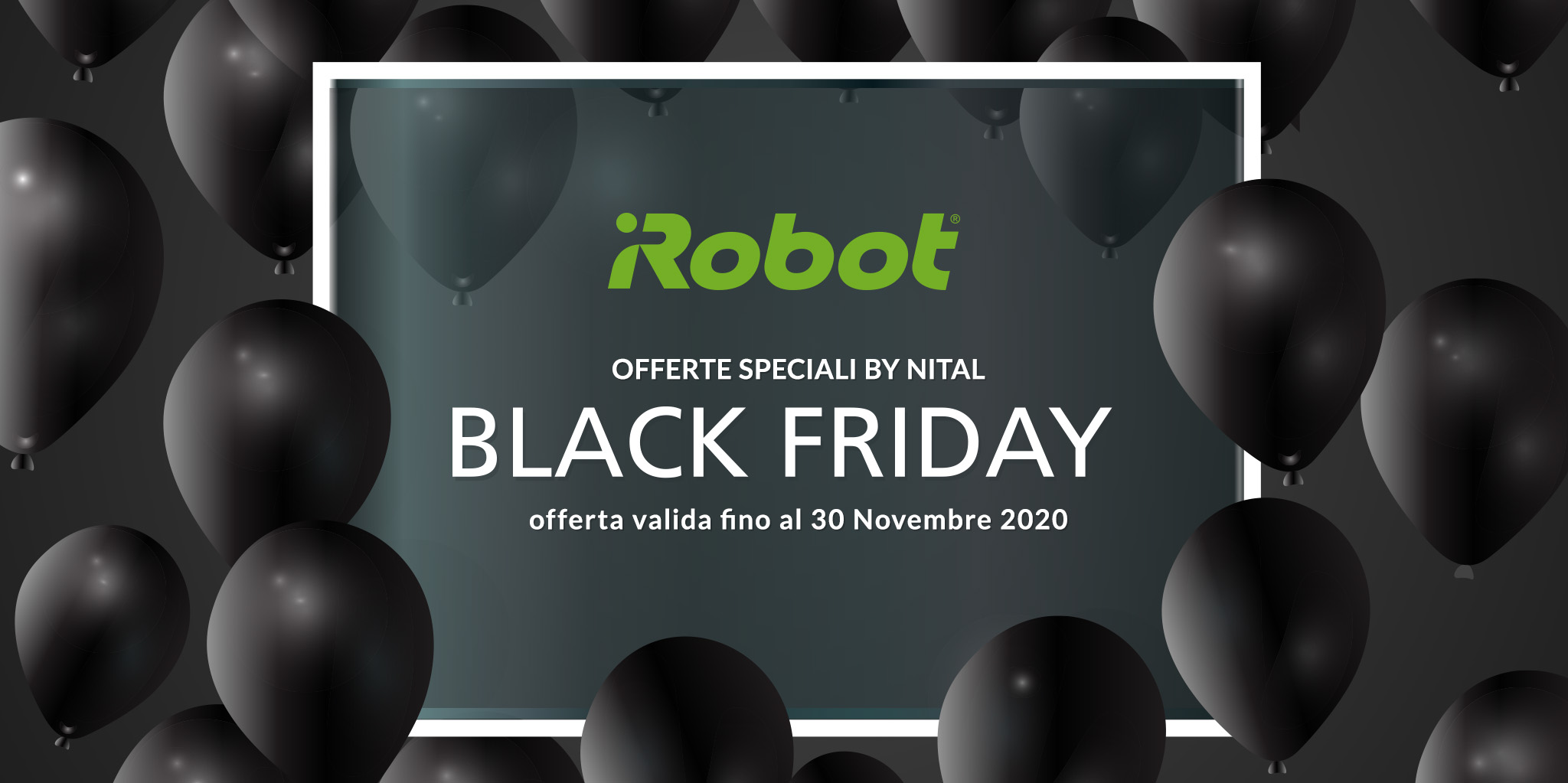 iRobot Black Friday