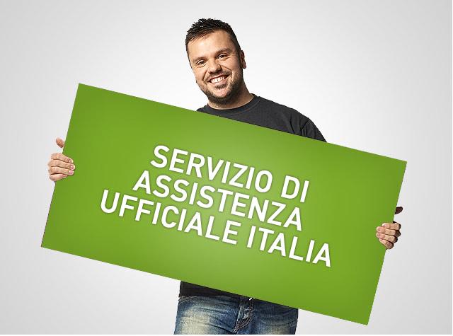 Servizio di assistenza ufficiale Italia