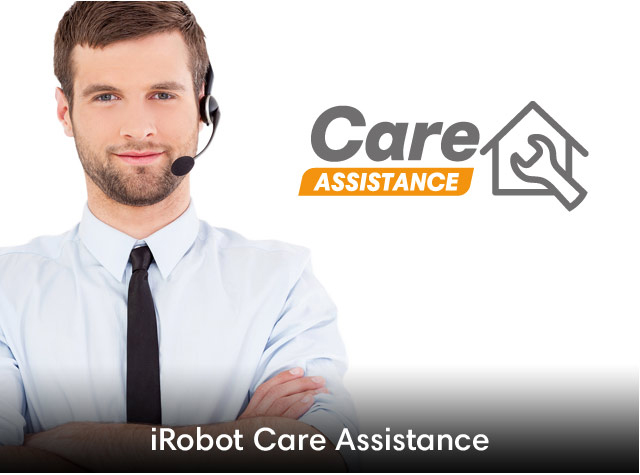 iRobot Care Assistance