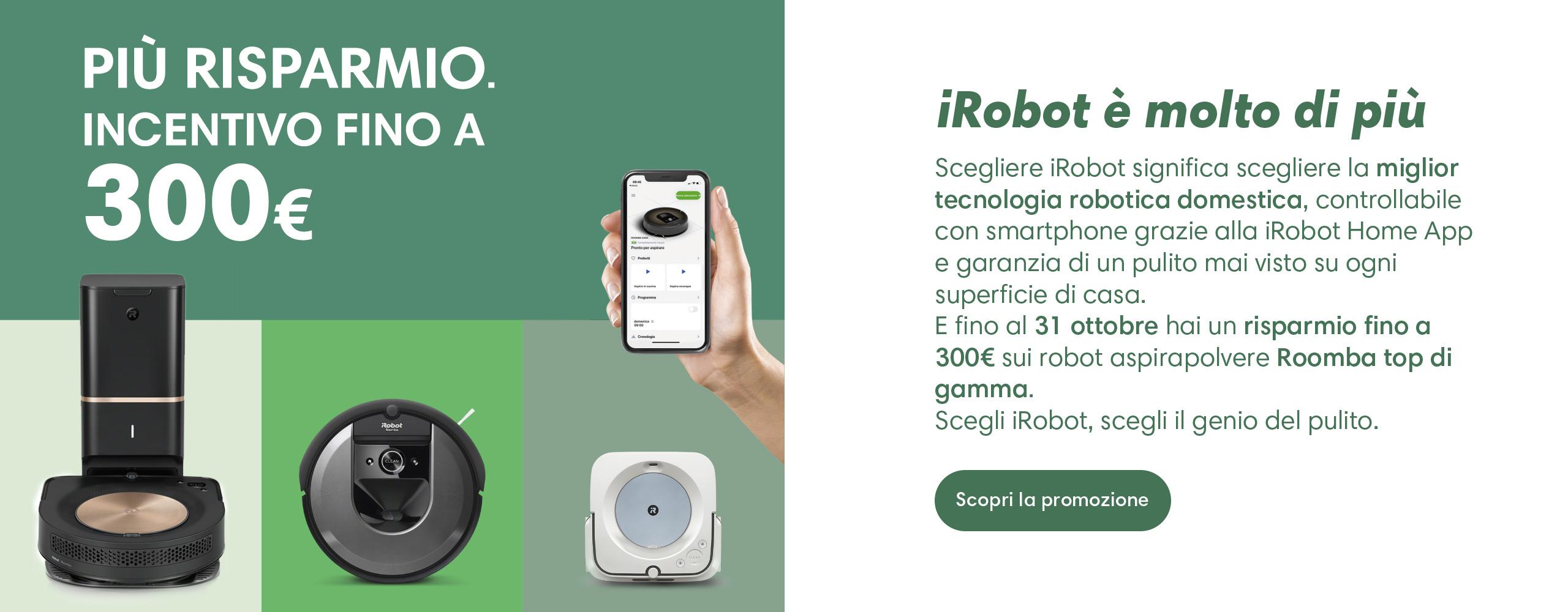 iRobot è molto di più