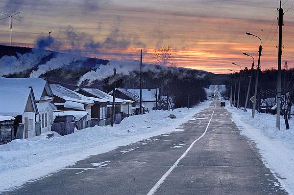 Siberia, terra addormentata