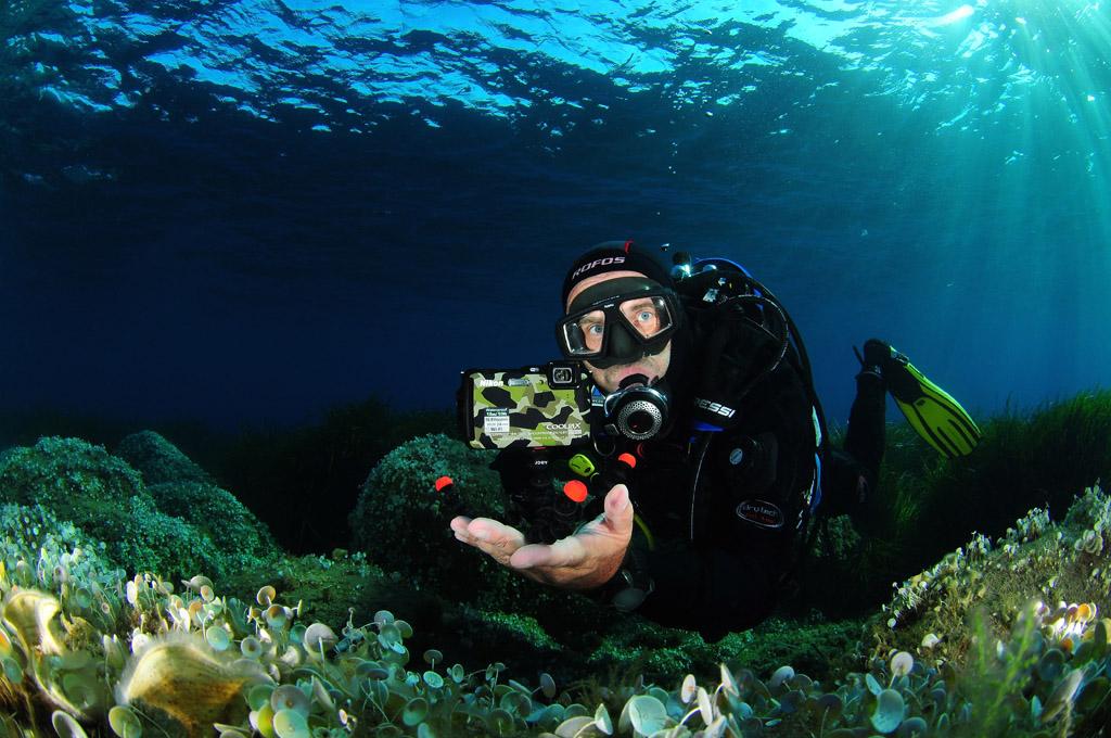 Nikon coolpix aw120 robusta impermeabile e sempre pi - Dive per sempre ...