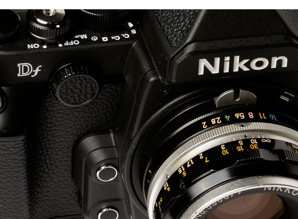 datazione Nikon Lens numero di serie