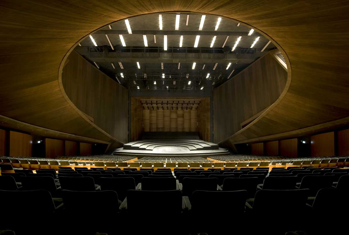 Auditorium di Firenze, Studio ABDR