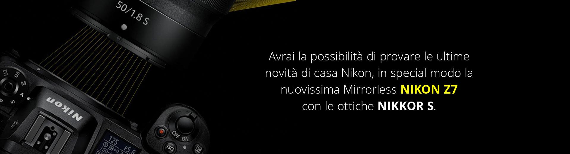 Centro Assistenza Nikon Roma.Nikon Live In Store Vinera Virtualfoto