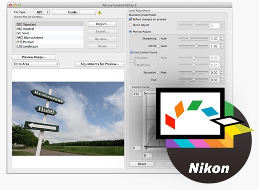 Nikon Capture NX-D, il software gratuito per lo sviluppo e la
