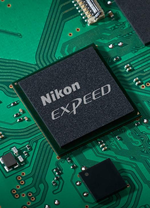 Nikon Expeed